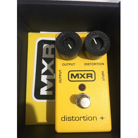 Pedal Mxr Distortion+ Distortion Plus