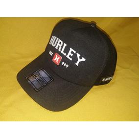 Bone Trucker Branco - Bonés Hurley para Masculino no Mercado Livre ... c58dbbfc918