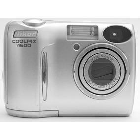 Cámara Nikon Coolpix 4600