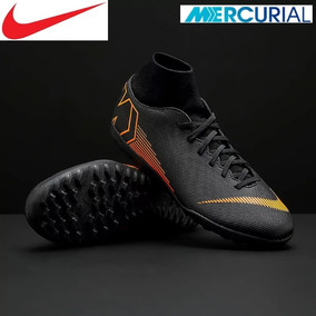 Zapatillas Nike Mercurial Galaxy Turf - Zapatillas en Mercado Libre Perú 313da4db2297a