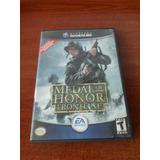 Juegos Nintendo Gamecube Medalla De Honor(estado Disco 7/10)