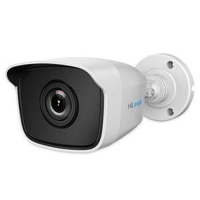 Câmera Hilook-hikvision 4x1 Bullet 1mp 2.8mm 20m Ip66 Plásti