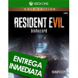 Resident Evil 7 Gold Edition Para Xbox One Juegas Online