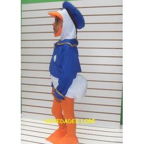 Disfraz Pato Donald Talla 2 Años Patito Primavera Bebe Niño 208b814220e