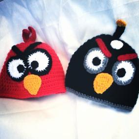 Toca Pokebola Em Croche Pra Criança De 9 A 12 Anos. São Paulo · Toca Em  Croche Angry Birds 0ef60a6d22a