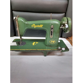 Máquina Antiga De Costura Vigorelli