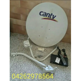 Antena+satelital