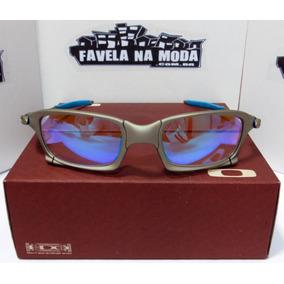 Óculos Oakley X-squared (clear Azul) + Caixa + Lentes+brinde · R  179 b37c6075a5