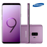 Baixou! Galaxy S9 Plus - Ultravioleta - 128gb - Lacrado - Nf
