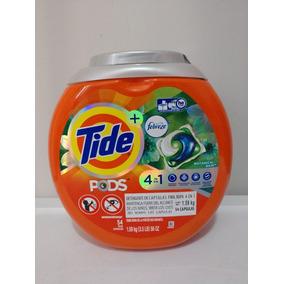 Detergente Para La Ropa Tide Pods® Plus Febreze