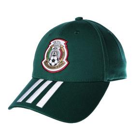 Gorras adidas México Selección 2018 Futbol Unisex Originales d0a55461f36