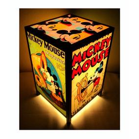 Veladores Infantiles De Madera Mickey - Decoración para el Hogar en ... 9510099fbf1