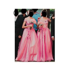 Vestido Quinceañera, Princesa, Boda, Xv Años, Graduaciones