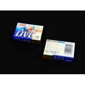 Kit 11 Fitas Mini Dv Jvc M-dv60du Dvm60me Made In Japan