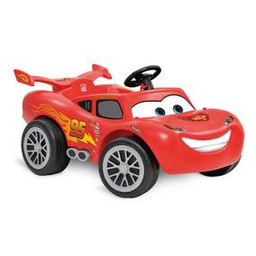 Relâmpago Mcqueen Cars Pedal Bandeirante - 2320