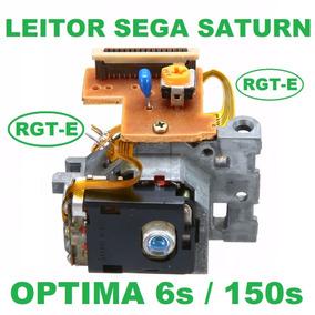 Leitor Sega Saturn Optima 6s E Optima 150s Frete Barato!