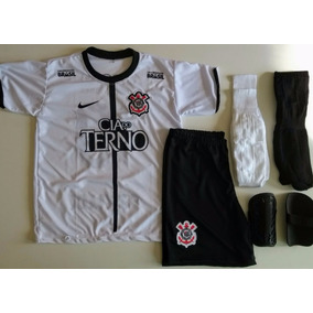 45f7f9bf45 Meiao Infantil Do Corinthians - Roupas de Futebol no Mercado Livre ...