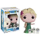 Funko Pop Disney Frozen Fever Elsa (vaulted)
