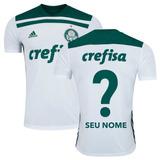 Camisa Dudu Palmeiras - Camisa Palmeiras Masculina no Mercado Livre ... 7ded46d50bde3