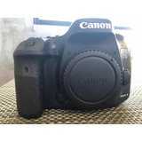 Canon Eos 7d Mark Ll Digital Sle Con Lente Ef 24 Mm F2/8 Is