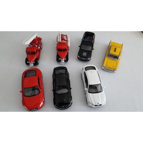 Miniaturas De Carro Em Metal Kit Com 7 Peças