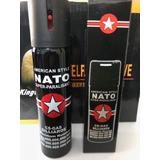 Spray Pimenta Extra Forte Imobilizante 60ml Preto Original