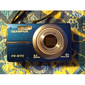 Camara Digital Olympus 8.0 Mp. Zomm 5x