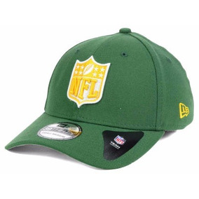 New Era Green Bay Packers Gorra Team Shield 39 30 S m Nueva 7005f3a67ba