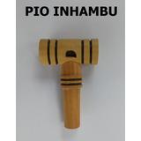 Kit 5 Apitos Inhambu, 1 Jacu E 1 Nasal