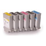 Pfi-107 130ml Tinta De Pigmento Compatible Ipf-670 680 685