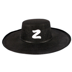 Chapeu Do Zorro - Festas no Mercado Livre Brasil e689194d83d