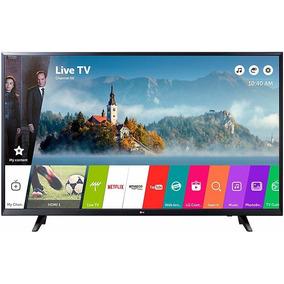 Pantalla Led 49 Smart Tv 4k Lg 49uj6200 Wi-fi Uhd Web Os
