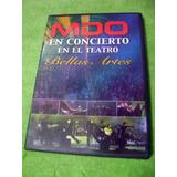 Eam Dvd Mdo Concierto N Vivo Teatro Bellas Artes 2002 Menudo