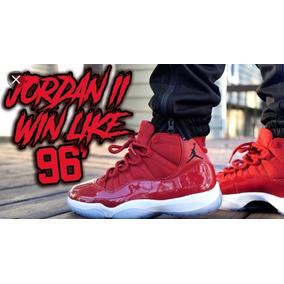 11f5a8c258b Tenis Jordan Retro Rojos Con Negro - Tenis Jordan de Hombre 26.5 en ...