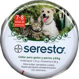 Collar Antiparasitos Externo Seresto Perro/gato -8kg Pethome