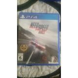 Need For Speed Rivals Para Ps4 Usado