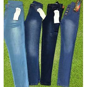 Pantalon Jeans De Dama Altos fa942ac94951