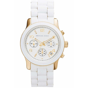 Reloj Michael Kors Blanco Original