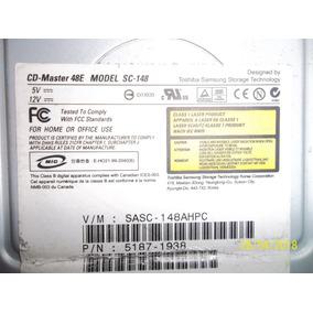 Unidad Dvd Samsung Sc-148 Cd-master 48e Ide