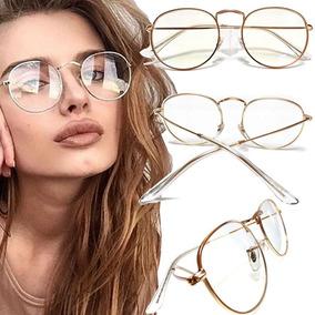 Oculos Sunon Modelo Retro Round - Óculos no Mercado Livre Brasil acf1c32f99