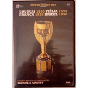 Coleção Copa Do Mundo Fifa 1930-1966 Com Dossiê + Jogo We3