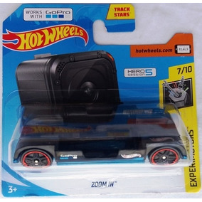 Zoom In Gopro Hot Wheels 2018 Experimotors 242/365