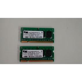 Memoria Ram Ddr2 De 512mb. Para Laptop