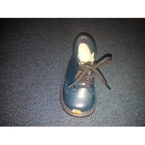Zapato Piel Artesanal Para Bebe