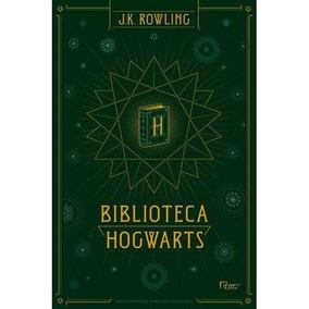 Livro - Box Biblioteca Hogwarts (3 Volumes)