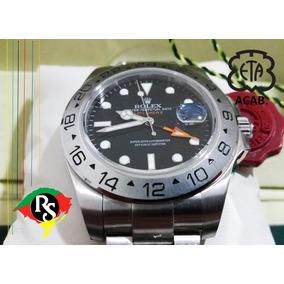 7e6ed2c7933 Relogio Rolex Explorer Preto - Joias e Relógios no Mercado Livre Brasil