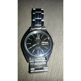49a33c61382 Relógio Orient 3 Estrelas Vintage - Relógios De Pulso no Mercado ...