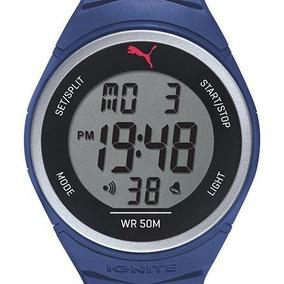 Relógio Puma Unissex Digital - 96298m0panp2
