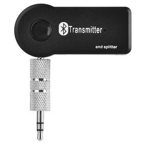 Transmissor De udio Bluetooth De 1 A 2 De 3,5 Mm