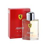 Perfume Scuderia Ferrari Red Edt 125ml Caballero